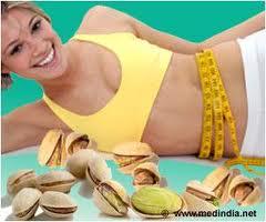 Los pistachos para adelgazar