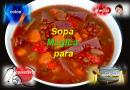 Sopa Milagro-Baja el Colesterol,Limpia el Colon, trata la Anemia y Adelgaza