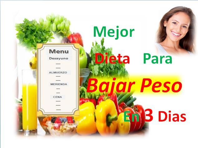 Dieta Para Adelgazar Efectiva Y Rapida