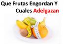 Que Frutas Comer Para Adelgazar